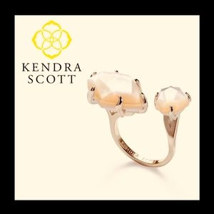 KENDRA SCOTT MOTHER OF PEARL RING